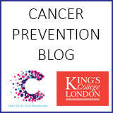 Cancer Prevention blog logo's