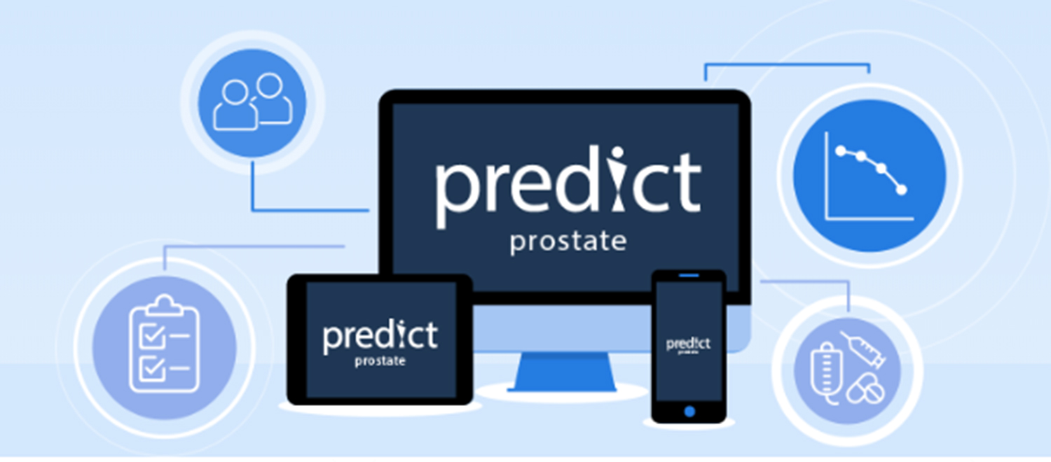 Web tool gives individual prognosis for prostate cancer patients