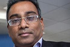 Mr Vincent Gnanapragasam, co-lead Urology Programme, CRUK Cambridge Centre